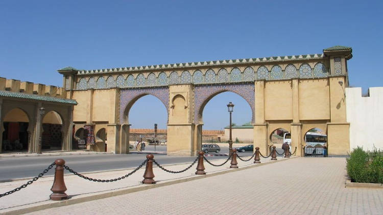 mausolee moulay ismail meknes